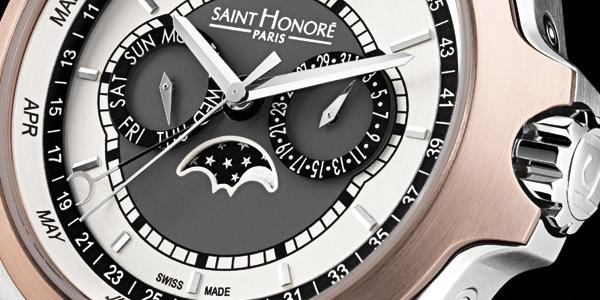 Focus montres Saint Honoré : leurs plus belles complications
