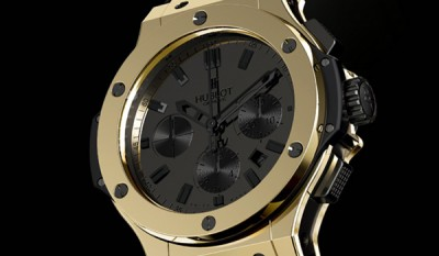 Magic Gold Hublot
