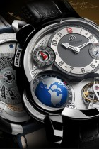 Greubel Forsey GMT #SIHH 2012