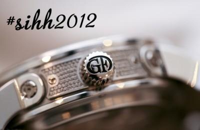 Le SIHH 2012 ferme ses portes