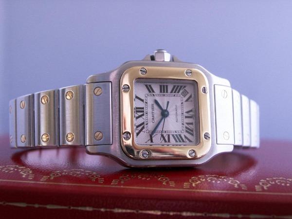 Cartier Santos-Dumont, à l'origine des montres bracelet