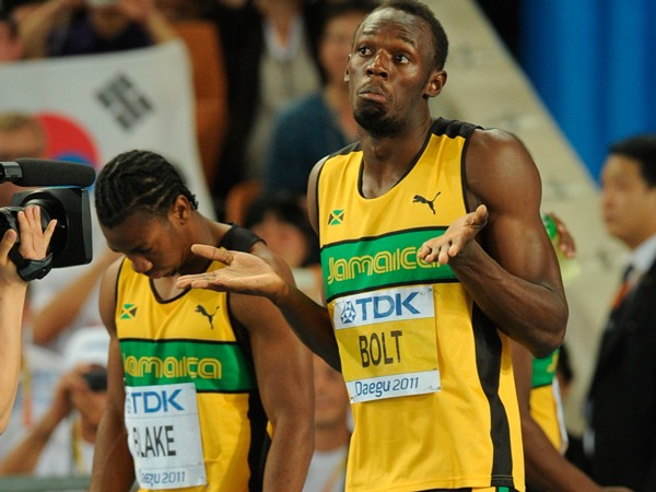Yohan+Blake+Olympics+Athletics+2