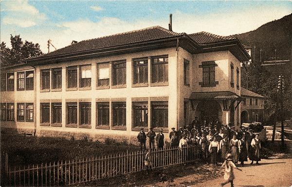 Manufacture Blancpain 1923, Villeret
