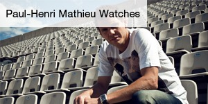 Paul-Henri Mathieu Watches