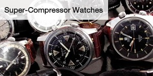 Super Compressor Watches