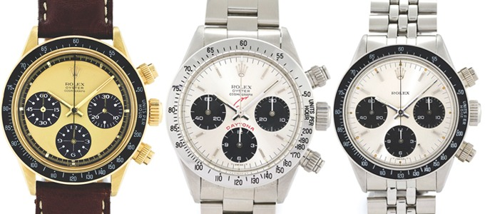 Rolex Daytona watches are more popular than ever!