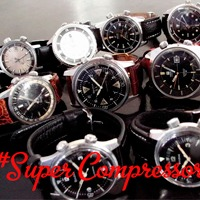 Super Compressor Watches: Lionel and Alex selection - April 2013