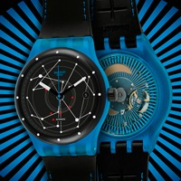 Baselworld 2013 - Swatch Sistem 51