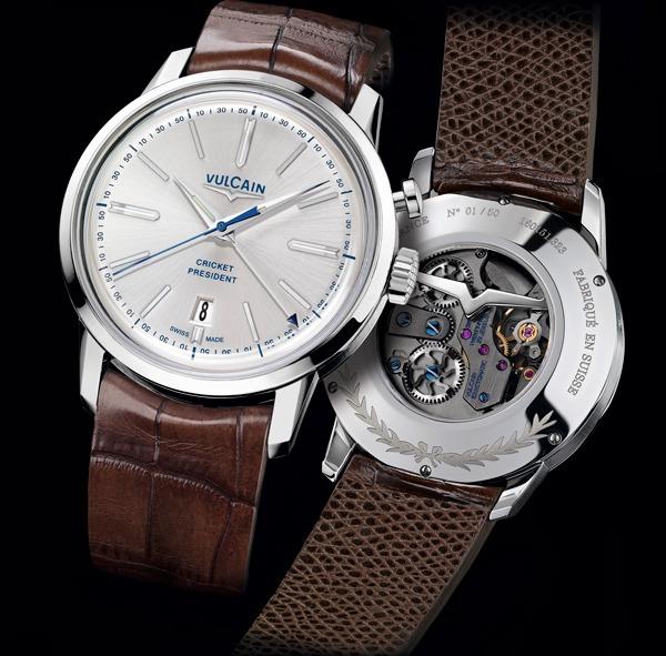 Montre Vulcain : les montres Vulcain Homme et son histoire