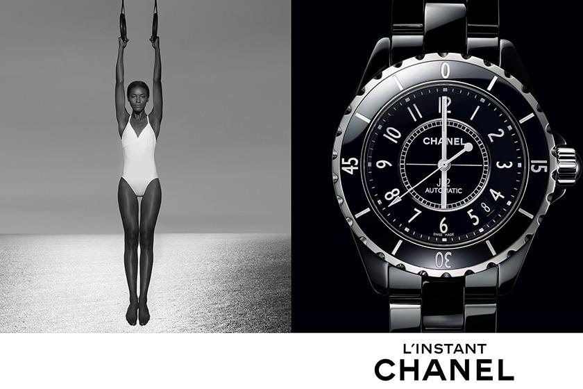 publicite montres chanel 2014