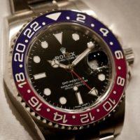Rolex GMT Master 2 Gold