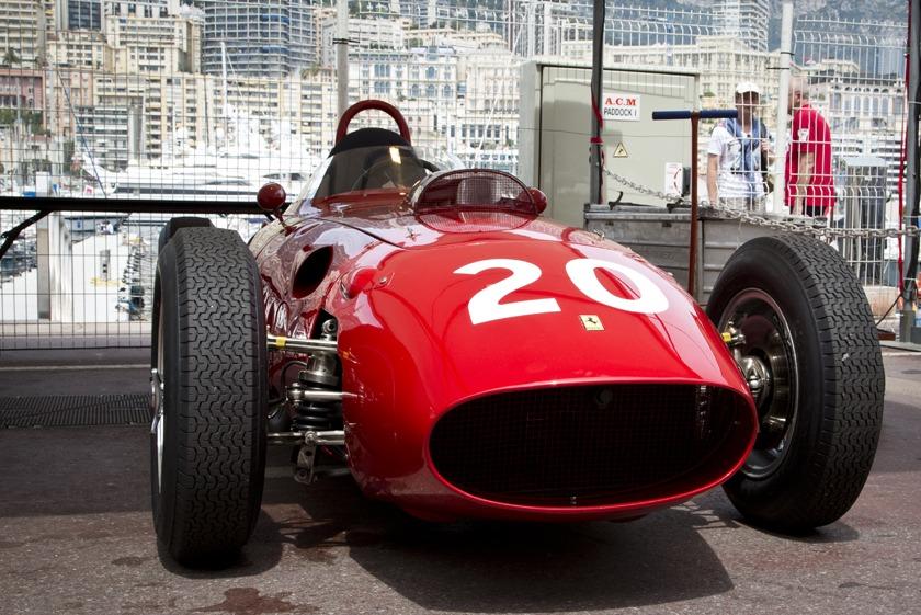 Ferrari_Grand Prix Historique Monaco