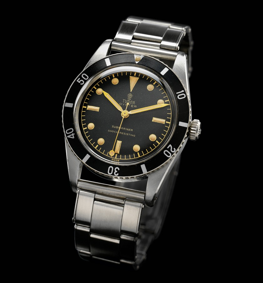 tudor submariner vintage 7923
