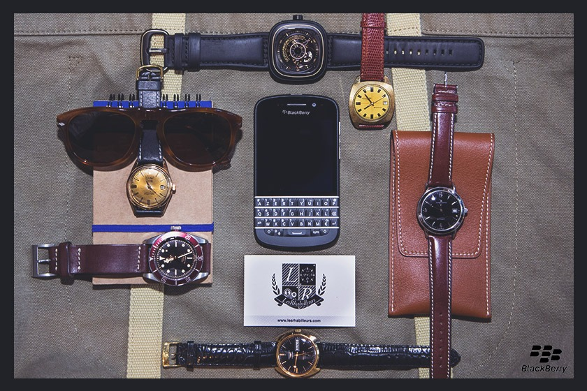Concours BlackBerry