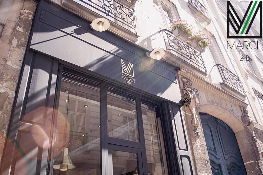 Boutique March Lab Paris