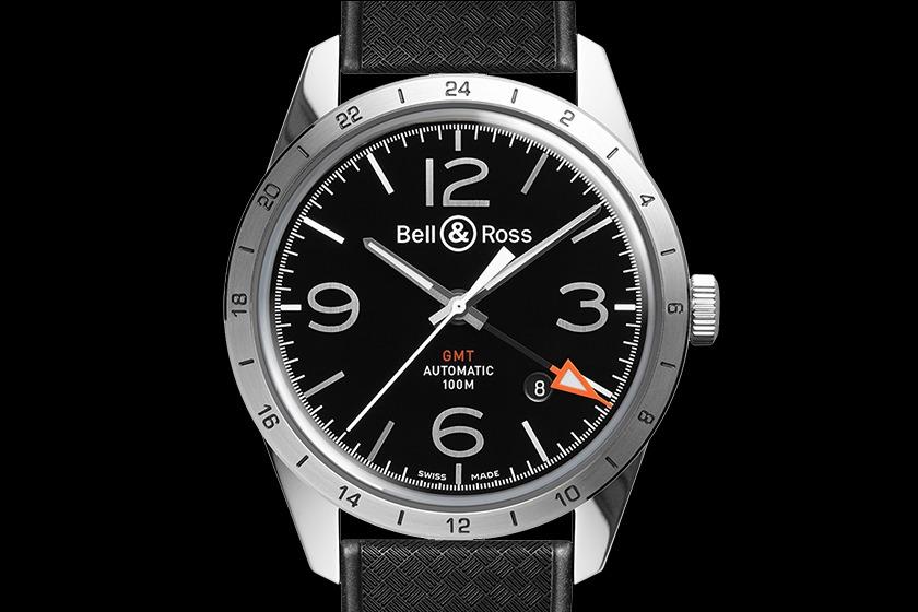 Bell & Ross Vintage BR 123 GMT 24H