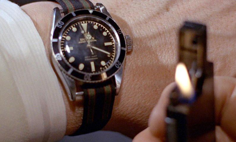Bond Original - Goldfinger 1964 - Rolex 6538