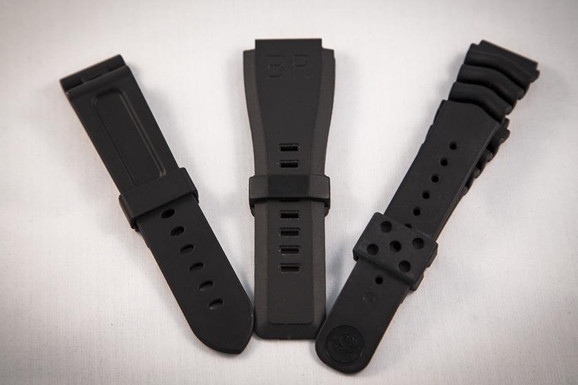 Guide des bracelets de montre en caoutchouc  rubber et silicone (11/11)