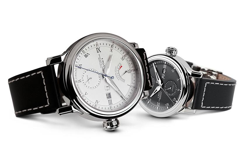 Detroit Watch Company 1701