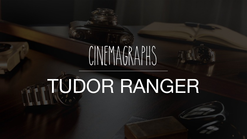 cinemagraphs tudor ranger intro