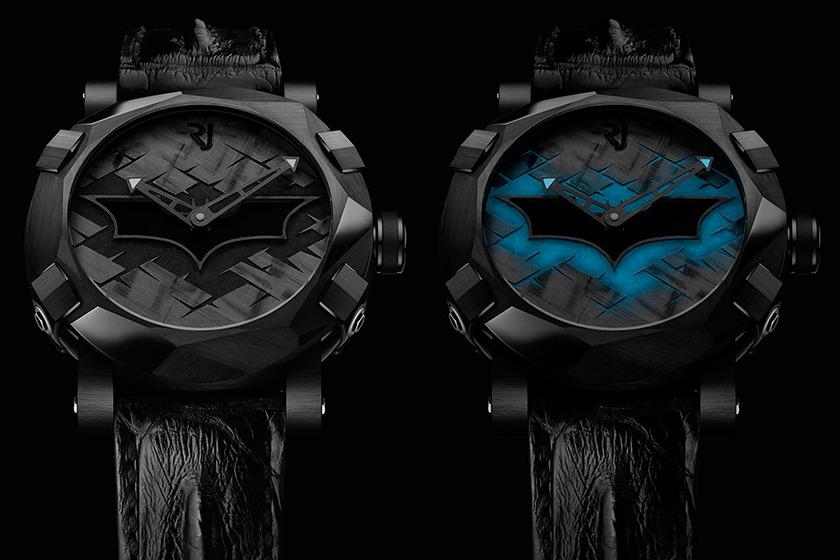 RJ-Romain Jerome Batman-DNA