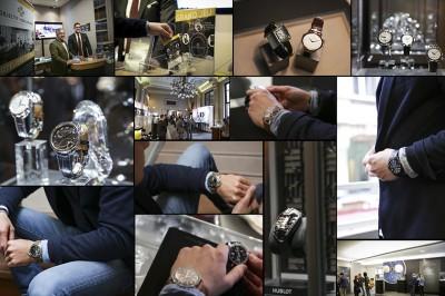 salon les montres 2014