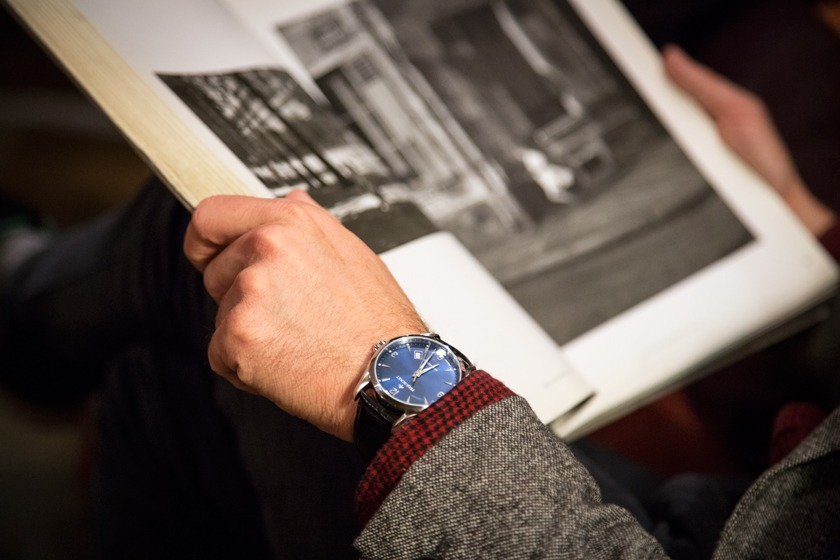 Bracelet montre pequignet homme