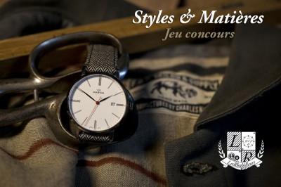 Jeu Concours - Les Rhabilleurs 2014