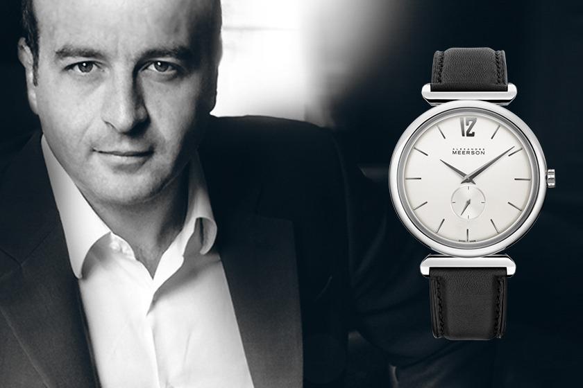 Portrait d'Alexandre Meerson