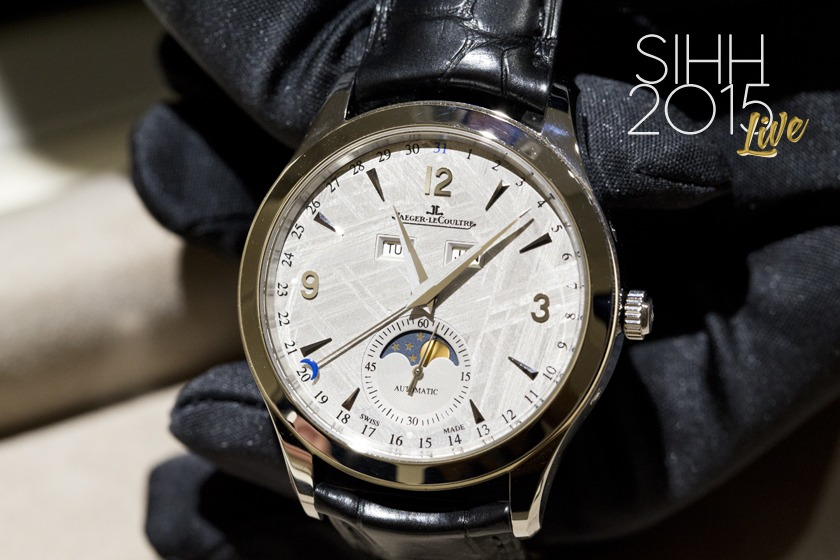 Jaeger-LeCoultre - SIHH 2015
