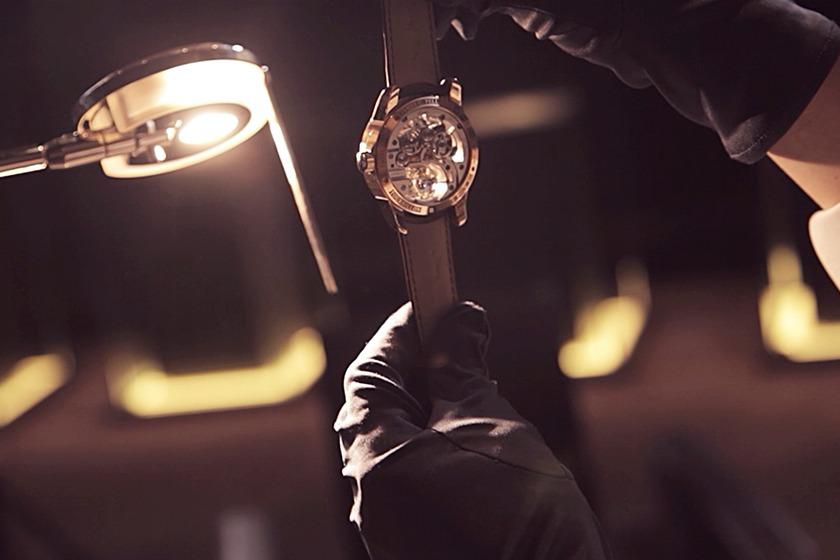 Ekso Watches Gallery Video Showroom