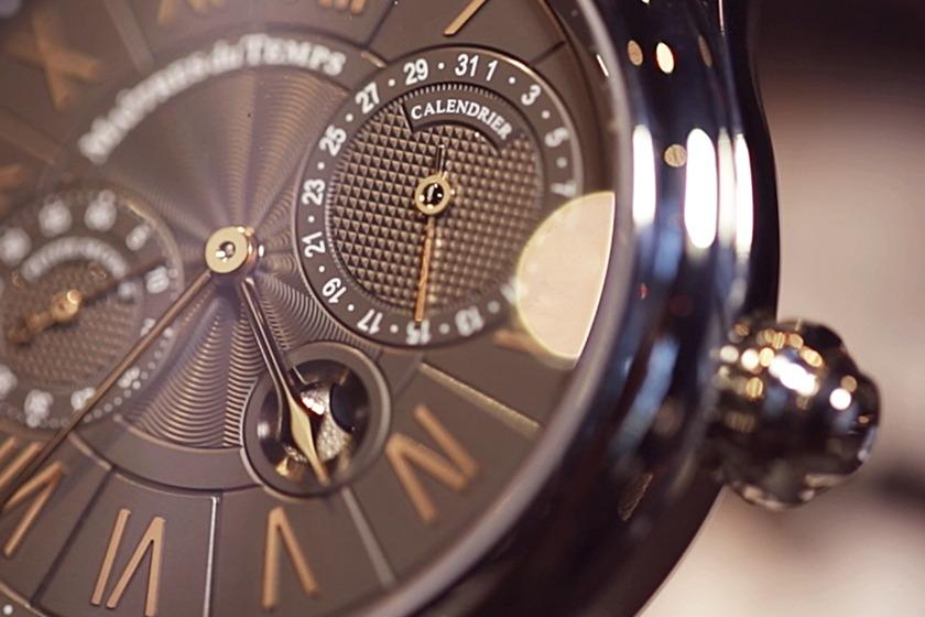 Ekso Watches Gallery Maitres du Temps