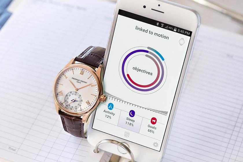 Frédérique Constant - Horological Smartwatch FC-285V5B4