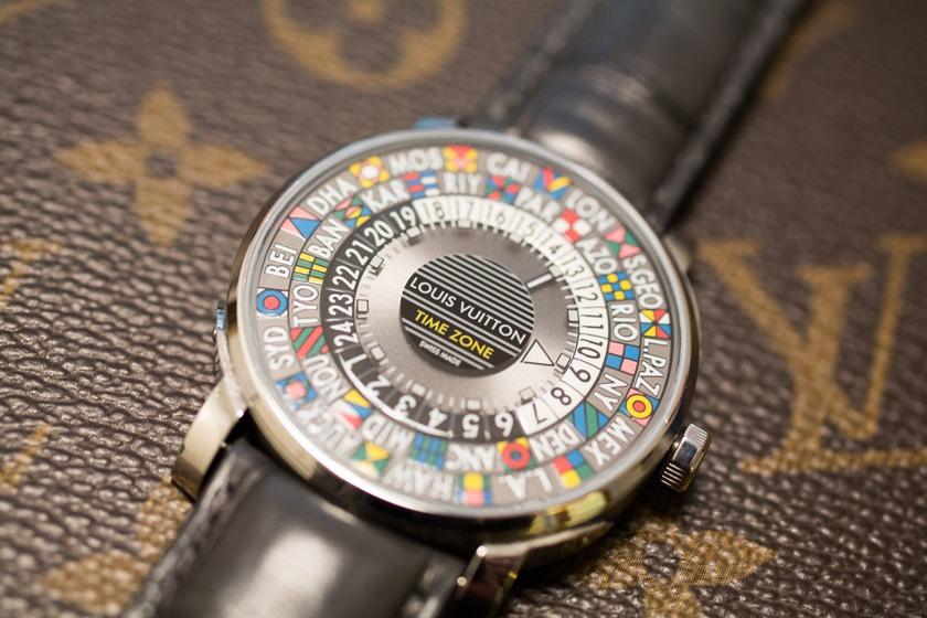 Louis Vuitton Escale Timezone