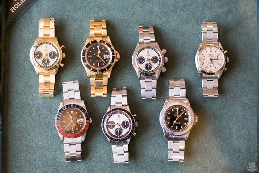 Rolex collection Premium Watch