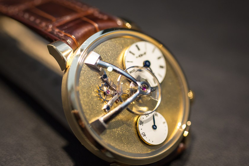 MB&F - LM 101 Frost