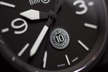 Montre Bell Ross BR01 Ltd 10th anniversary