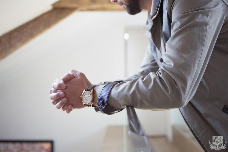 Montre Vacheron Constantin Homme - Harmony Chronographe Calibre 3300 - lifestyle