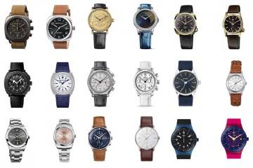Sélection de montres - Homme et Femme