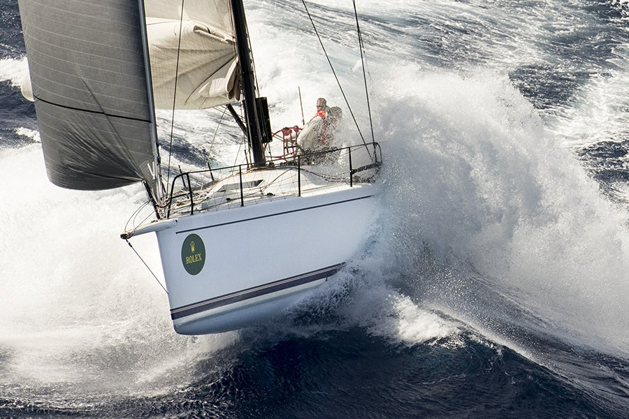 Regate Rolex Middle Sea Cup