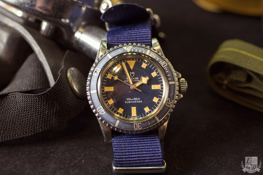 Tudor Submariner Marine Nationale