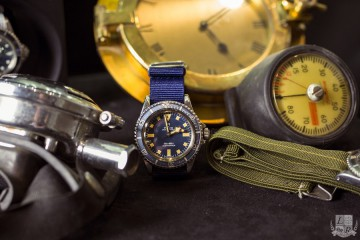 Tudor Submariner Marine Nationale