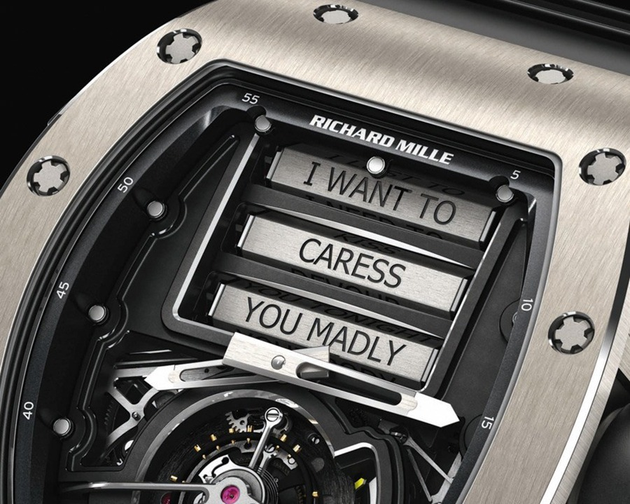 Richard Mille - RM69 Erotic Tourbillon Oracle