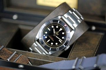 Tudor - Black Bay One (Only Watch 2015)