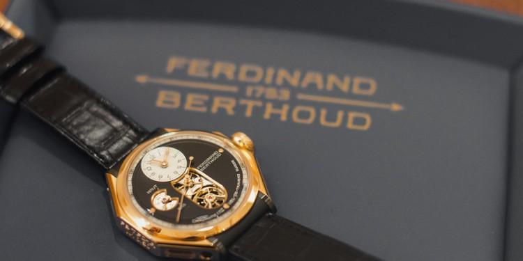 Ferdinand Berthoud - FB1 cadran
