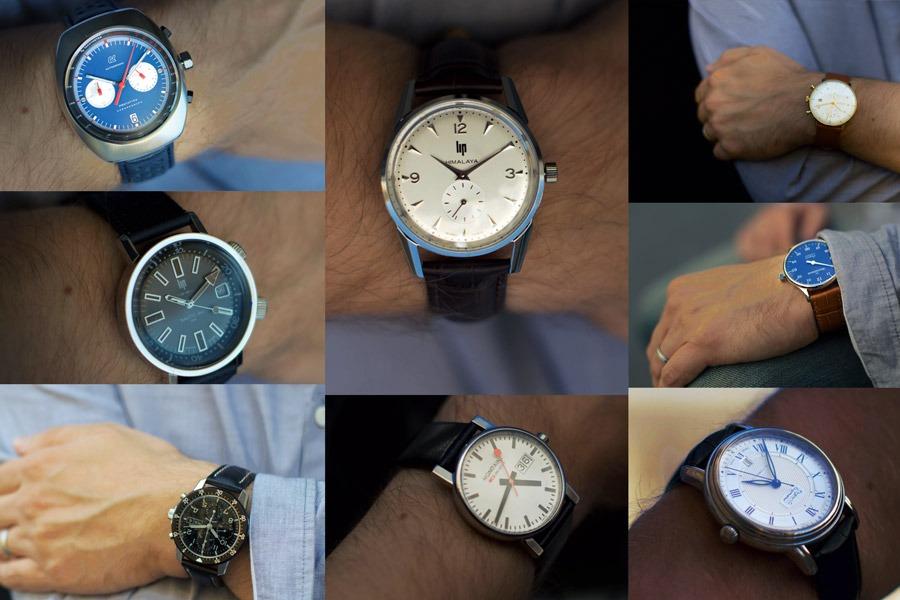 Sélection de montres Ocarat by Les Rhabilleurs