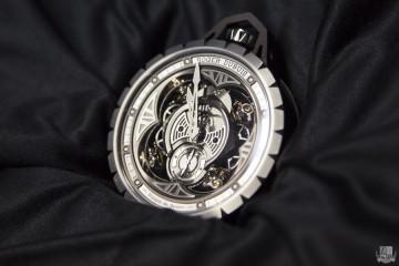 Roger Dubuis - Excalibur Spider Pocket Time Instrument