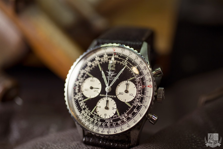 Breitling Navitimer 806 vers 1965  (2nd logo type DOUBLE AVION)