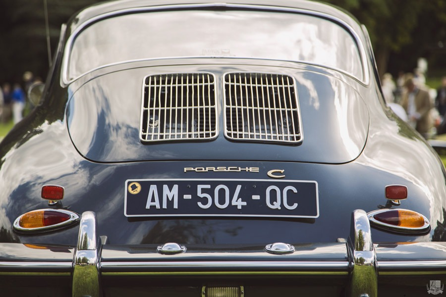 Porsche 356 - Coffre