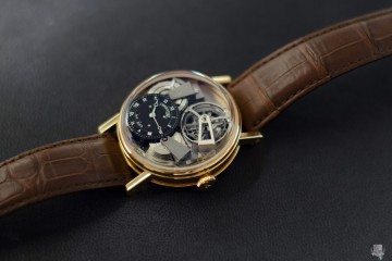 BREGUET TRADITION TOURBILLON FUSÉE 7047 -Focus